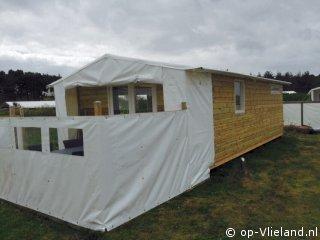 Tent Overkapping Tuin : Tent de woudbeer op vlieland