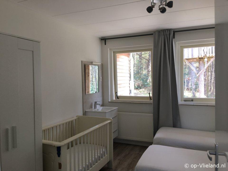 Filibuster, appartement voor 4 personen in het bosgedeelte van het dorp