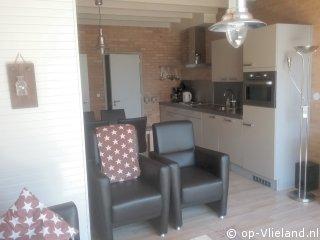 Karma, appartement voor 4 personen in het bosgedeelte van het dorp