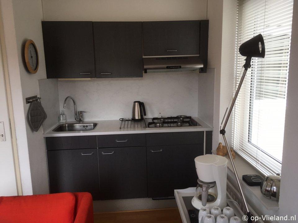 Simmersinne (Eureka 20), appartement voor 3 personen in het bos
