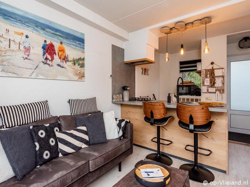 Zee van Tijd (Eureka 10), appartement voor 2 personen in het bos
