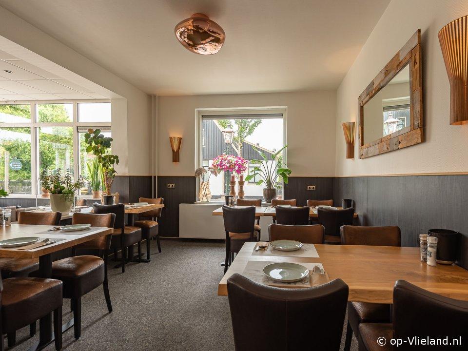 Hotelletje de Veerman, hotel in het dorp Oost-Vlieland