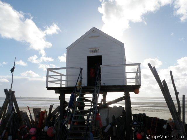 Boeier, vakantiehuis voor 5 personen in de duinen bij het strand