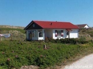 Dalhoeve, vakantiehuis voor 5 personen in de duinen bij het strand en de manege