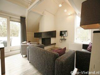 Zevenster Vlaamse Gaai, 7 persoons vakantiehuis in het bosgedeelte van het dorp