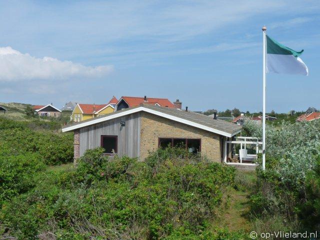 De Tille, 5 persoons vakantiehuis uit de vijftiger jaren in de duinen bij strand