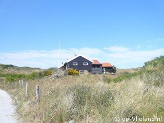 Het Kaapje, 6 persoons huis in de duinen