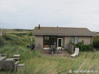 Klipper, vakantiehuis voor 6 personen in de duinen