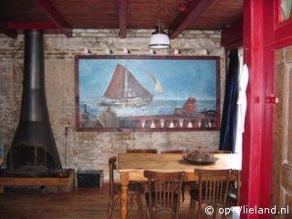 De Meerpaal, vakantiehuis voor 6 personen in het dorp