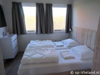Zevenster Notenkraker, vakantiehuis voor 6 personen in de duinen bij het strand