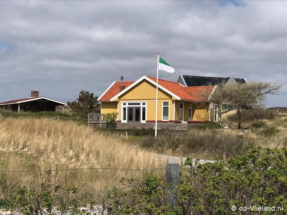 Pirola, vakantiehuis voor 6 personen in de duinen bij het strand