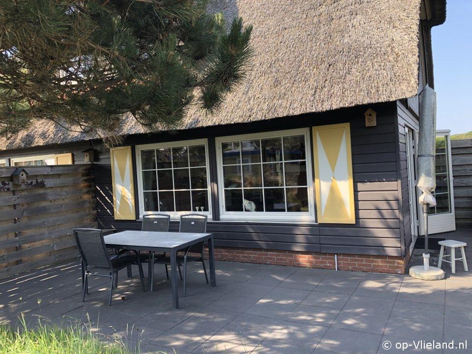 Seal Cottage, huisje voor 5 personen in de duinen bij het strand