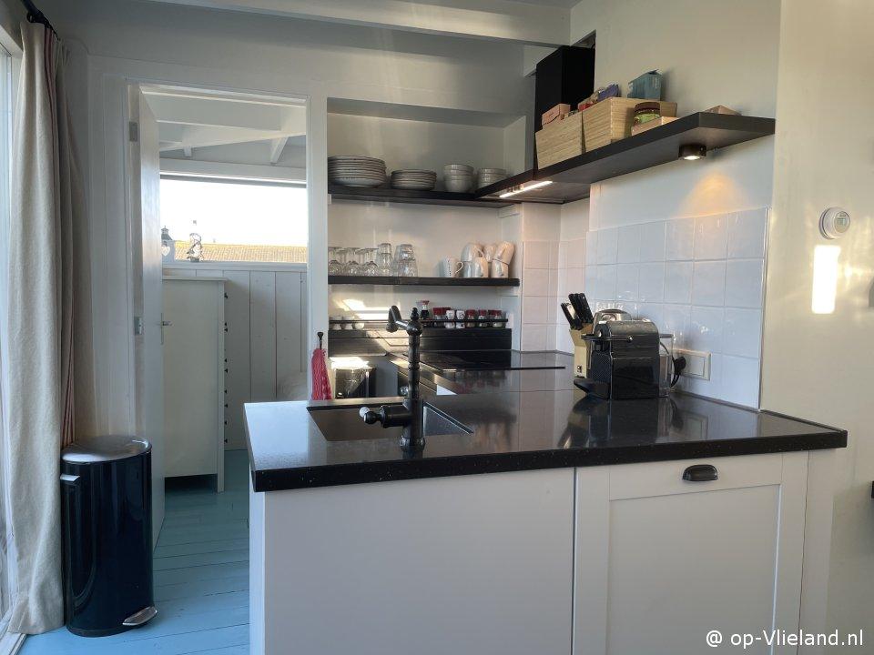 Stuurboord, vakantiehuis voor 4 personen in de duinen bij het strand