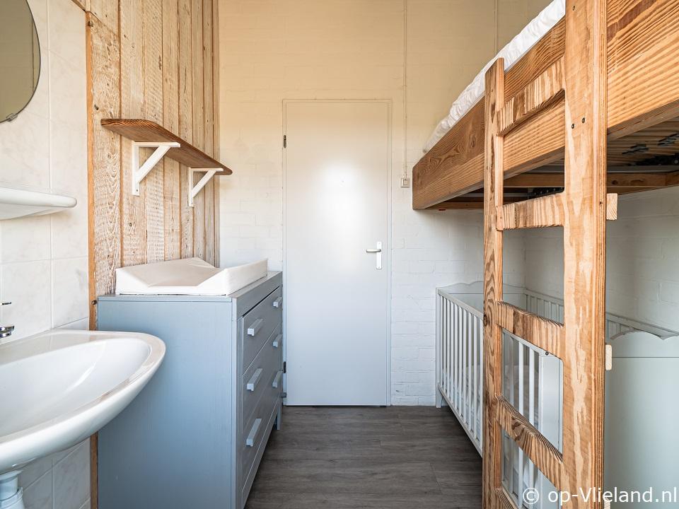 Zevenster Turkse Tortel, vakantiehuis voor 5 personen in de duinen bij het strand