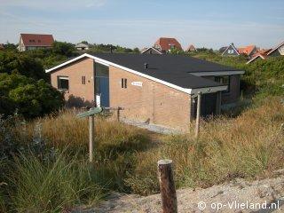 De Uitwijk, vakantiehuis voor 6 personen in de duinen