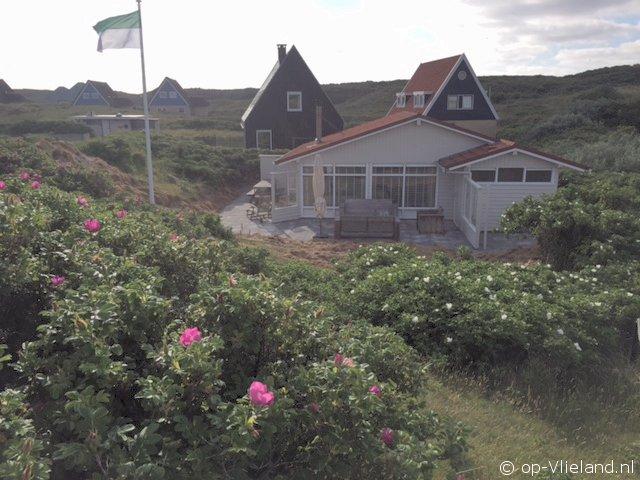 `t Vliehûs, vakantiehuis voor 4 personen in de duinen bij het strand