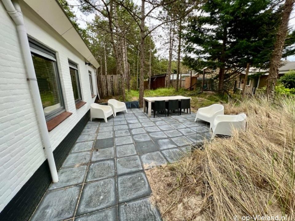 Wirianne, vakantiehuis voor 6 personen in het bosgedeelte van het dorp