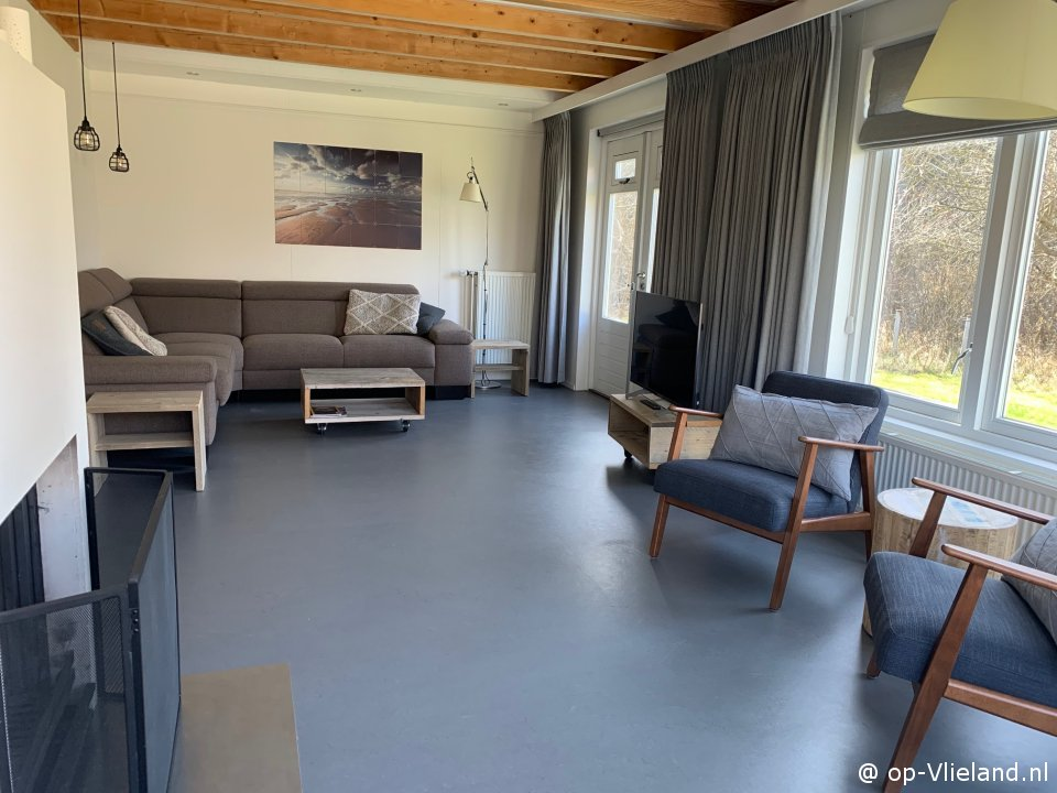 Vakantiehuis Air And Earth Op Vlieland